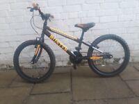 Buster Boys Bike 20 inch wheels