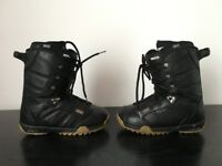Vans BFB Mens Snowboard Boots Size 7 (USED)
