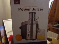 Andrew James whole fruit Power Juicer