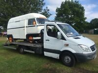 Essex Car Bike Breakdown Recovery Tow Truck Auction Vehicle Transporter Nationwide Service