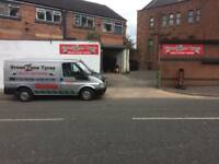 New And Part Worn Tyres At GreenZone Salford