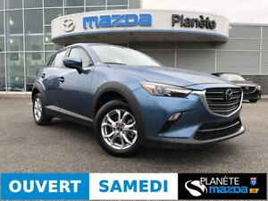 2019 Mazda CX-3 AWD GS GS AUTO AIR MAGS CRUISE BLUETOOTH