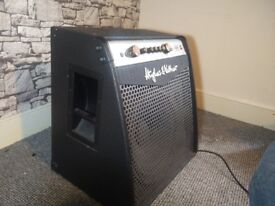 300W comboBass amp. Hughs and Kettner Bassforce XXL 300W combo