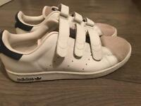 Worn Twice -ADDIDAS STANSMITH- size 8 Trainers