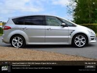 Ford s max 2014 1.6 tdci damage repairable