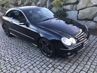 MERCEDES CLK 320 CDI 7G TRONIC 3.0 AMG SPORT COUPE AUTO