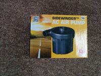 sidewinder ac air pump