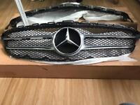 Mercedes c class 2015 amg grill for sale