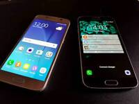 ⭐Samsung Galaxy S6 Mobile Phone⭐32GB⭐Unlocked⭐2 Available⭐Fully Working⭐