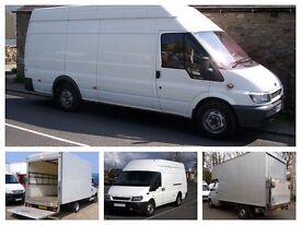 24/7 MAN AND VAN LUTON vans MotorBike Recovery House,Flat,Storage removal,Rubbish,House Clearance.
