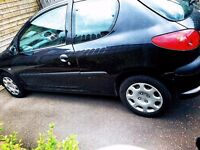Clean Black PEUGEOT in a great condition. Date of first registration:2006