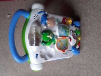 Baby Leapfrog walker missing phone