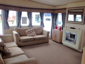 Stunning Holiday Home/Static Caravan for Sale / East Coast / Yorkshire / Beach Access / Sea Views
