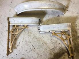 Victorian Hand basin bracket cast iron