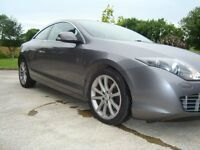 2009 Renault Laguna Coupe 2.0 DCI Diesel Automatic