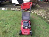 Mountfield petrol mower self propelled
