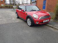2007 MINI COOPER 1.6 new shape 1 owner car long mot