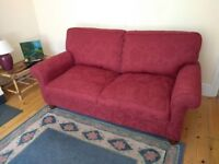 Sofabed - Laura Ashley, good quality comfortable sofa, great guest bed