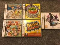 Nintendo DS Games £2 each or three £5
