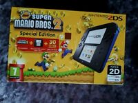 Nintendo 2ds special edition brand new
