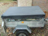 "Daxara model 127 4""x3"" trailer"