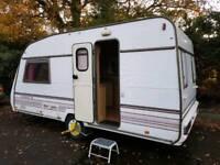 Eccles Diamond SE 2 Birth Caravan