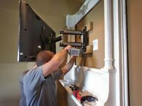 London Handyman Service for Repairs - TV Mounting - Blind Installation - Install Washing Machine