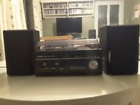 Steepletone Memphis 2 stereo system. 12 months old. £50