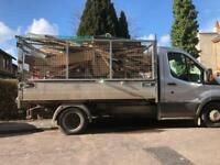 Skip Hire Alternative,Man & Van Rubbish Clearance,Waste Removal Bristol, Garden,Garage,Office,