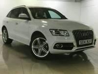 Audi q5 tdi quattro sline plus parts for sale