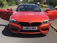 BMW Z4 M Sports 2.0 e89 2013 (63 Plate)