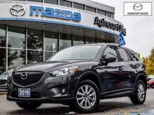 2015 Mazda CX-5 GS-Navi, BSM, Back Up Cam, Bluetooth, Heated Sea