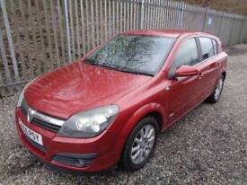 VAUXHALL ASTRA 1.8 PETROL DESIGN AUTOMATIC 2006 65,000 MILE MOT 16/03/19 NO ADVISORIES FULL HISTORY