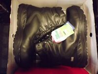 Cofra Ardha Work Boots with Composite Toe Caps & Midsole Thinsulated Lined Metal Free size 11