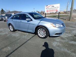 2012 Chrysler 200 Touring! CERTIFIED!