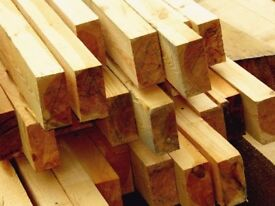 Timber 3x2 @ 3m (Buy 10+ £3.15) DISCOUNT APPLIES TO COLLECTION ORDERS ONLY!