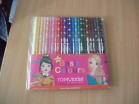 Pencils - 24 Basic Colours - TopModel by Depesche