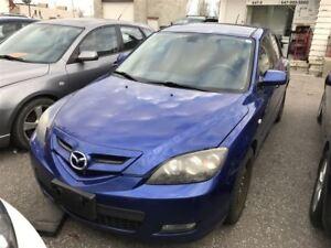 2008 Mazda MAZDA3 SPORT AUTO!LOADED!FULLY CERTIFIED@NO EXTRA CHA