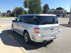 2010 Ford Flex Limited Leather Sunroof Chrome Wheels Windsor Region Ontario image 6