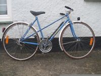 3 Classic Retro 1970s/80s French bikes to choose from (priced individually)