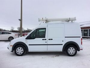2011 Ford Transit Connect Commercial roof Rack & shelving!