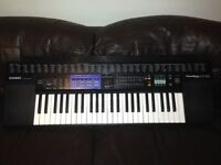 Casio ToneBank CT-470 keyboard - no power supply