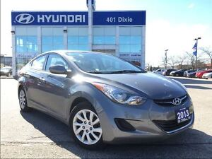 2013 Hyundai Elantra GL AUTO|HEATED SEATS|KEYLESS ENTRY|BLUETOOT