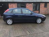 2004 (04) Ford Focus 1.6 Ghia