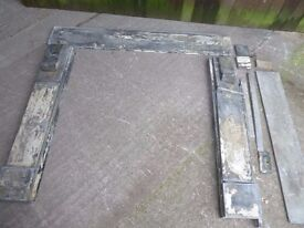 Slate Fire Surround Delivery Available