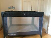 Mothercare travel cot. Used mint condition. Smoke & pet free home. Instructions included