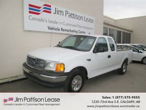 2004 Ford F-150 4.2L V-6 RWD XL Heritage Extended Cab