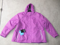 Ladies Dare2B Ski Jacket size 30 plum/pink- BNWT- £30