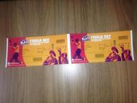 2x Tickets T20 Blast Finals day
