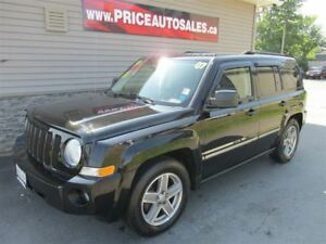 2007 Jeep Patriot 4X4 - HEATED SEATS!!!